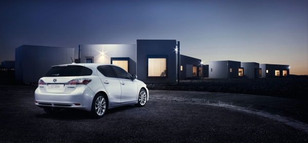 Lexus lanza la edición limitada CT 200h Move On White Edition