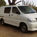 Good morning, I appreciate any information about the Toyota Hiace. I bought one recently and nothing of this van, also is costing me get something. Thanks