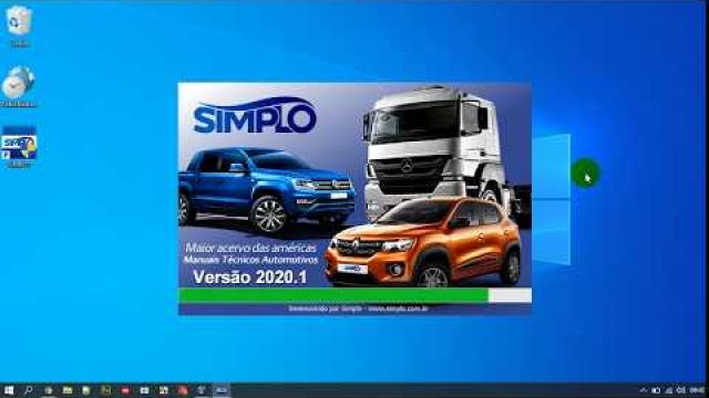 Novo Simplo 2020.1 - 40 Gigas de Manuais automotive technicians