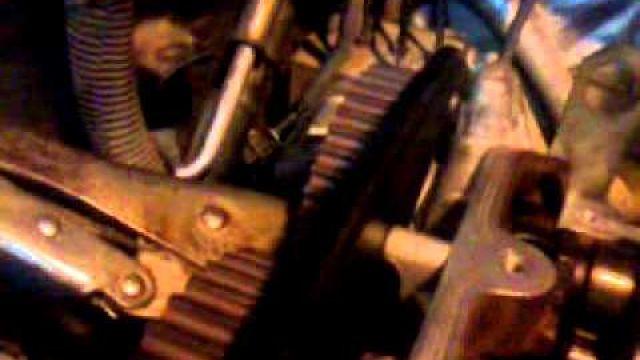 Szinkronizálása 2.0 Chery motor