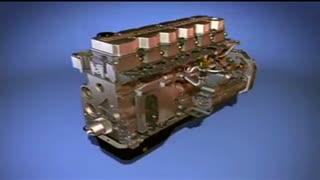 المحرك ISB