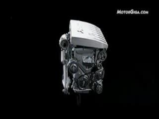 Mitsubishi MIVEC rendszer