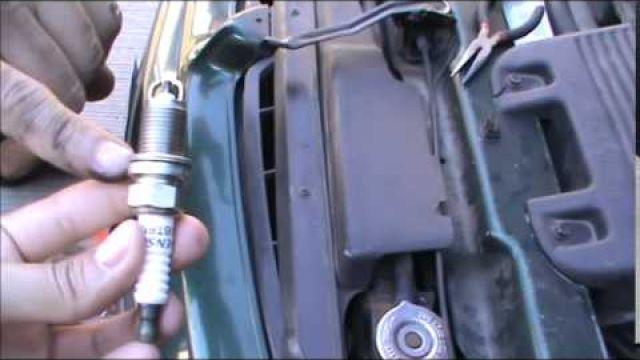Dodge Caravan gyújtógyertya változás