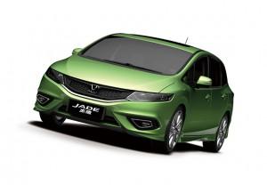 Nowa Honda Jade