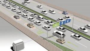 Posebne trake za električna vozila