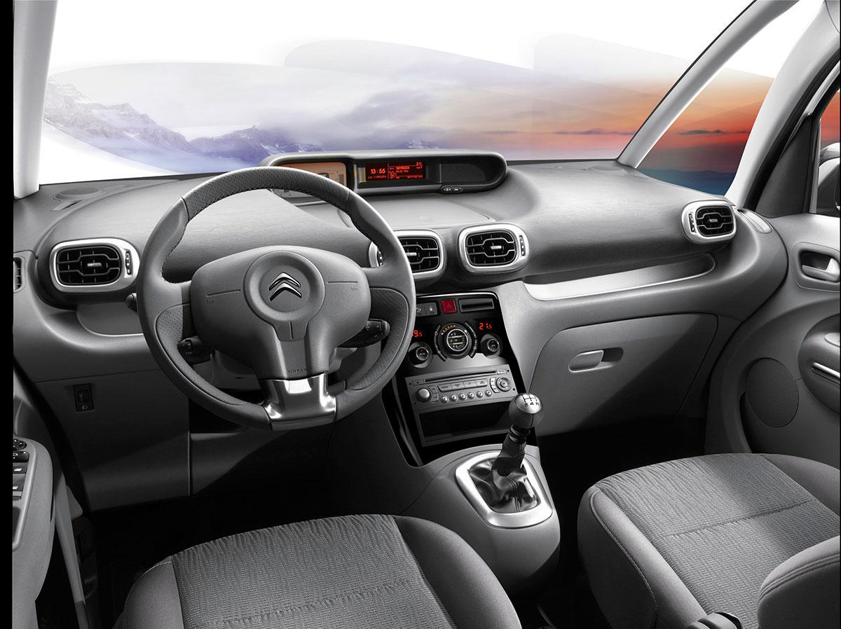 Citroën veröffentlicht C3 Picasso Tonic