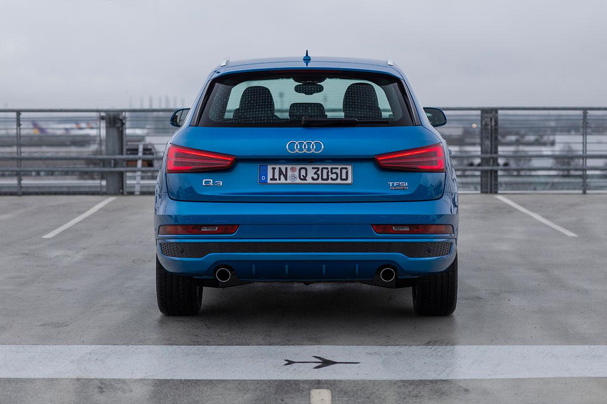 La Nouvelle Audi Q3