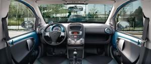 Toyota Aygo Cool Interior Soda
