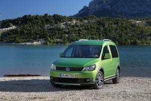 Volkswagen Caddy križ