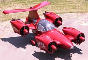 Skycar leteći automobil