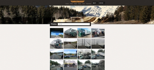 Worldtrucker के लिए वोल्वो की शुरूआत अनुप्रयोग, ड्राइवरों के ऑनलाइन समुदाय