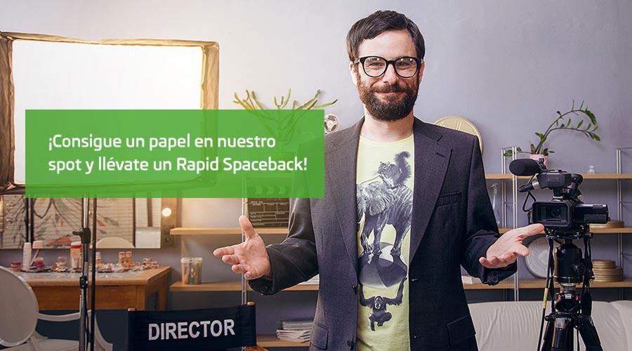 Θέλετε ένα Skoda Rapid Space πίσω; Λειτουργεί!