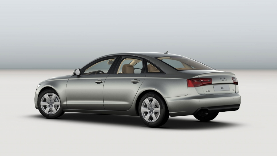 Nuevo A6 2.0 TDI advanced edition