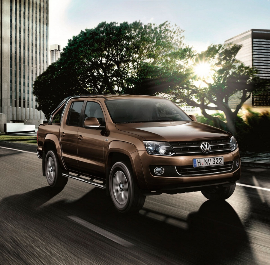 Amarok Highline, o novo Volkswagen carro high-end