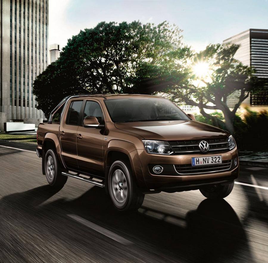 Amarok Highline, novi high-end automobila Volkswagen