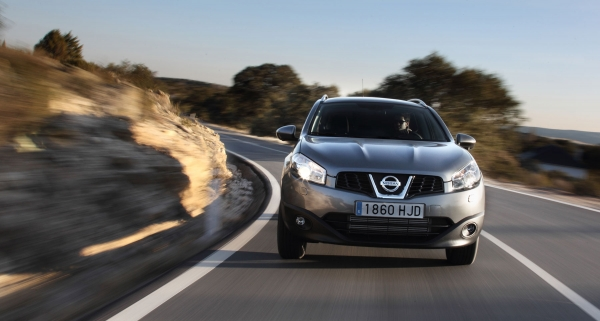 Nissan maintains PIVE plan for the Juke and Qashqai
