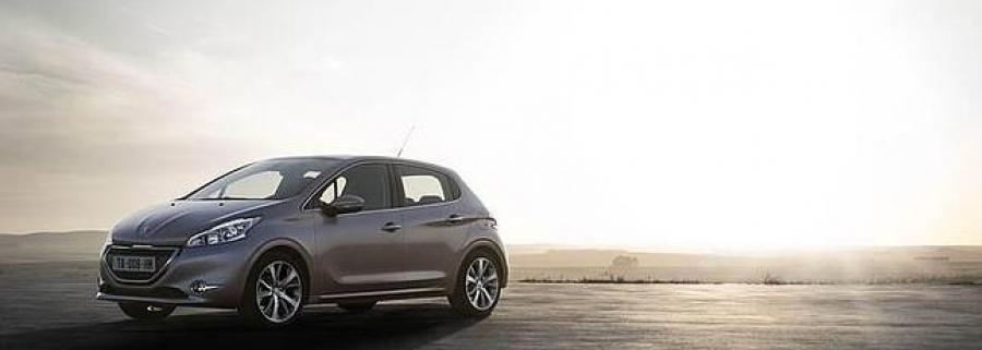 Новый Peugeot 208 Интуитивный