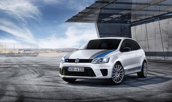 Volkswagen Polo R WRC lanceert in haar straat versie
