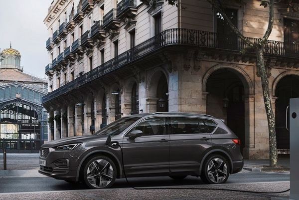 First plug-in hybrid version of the Seat Tarraco
