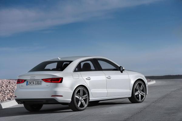 Apresentação e lançamento do Audi A3 Sedan