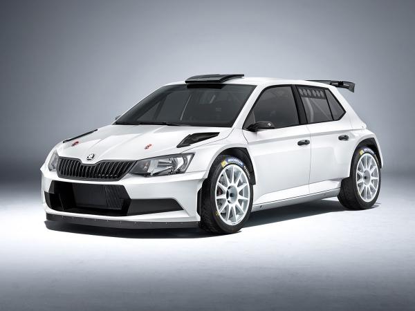 FIA odobri Škoda Fabia R5