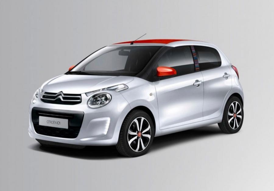 Citroen avtäckte Concept-bil 5LS R DS i Peking
