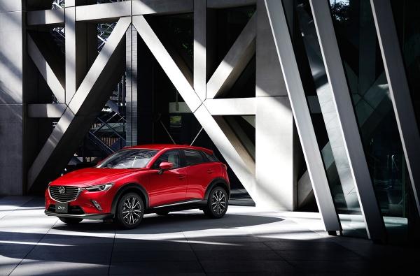 Finalmente sappiamo la Mazda CX3