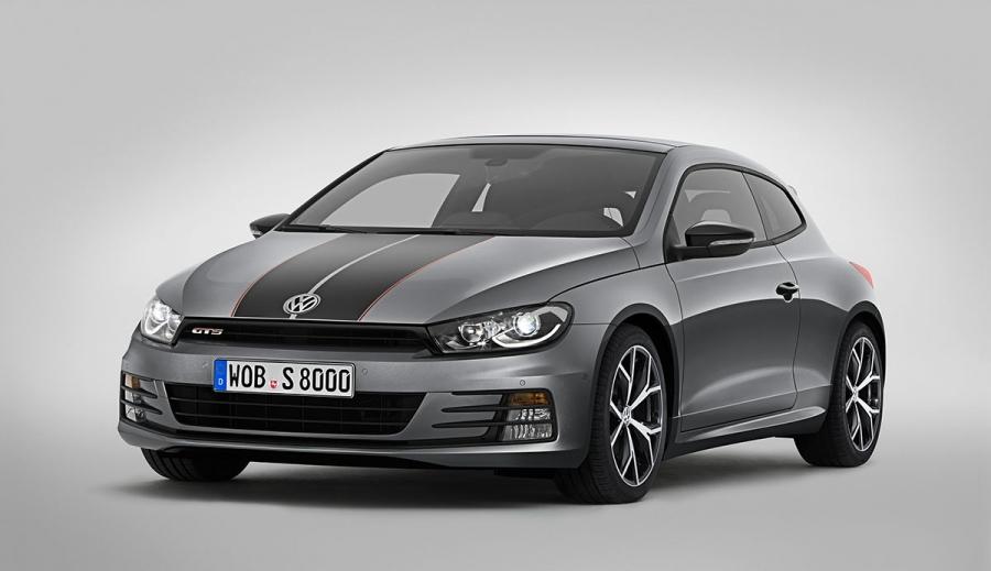 Volkswagen präsentiert den neuen Scirocco GTS in Shanghai