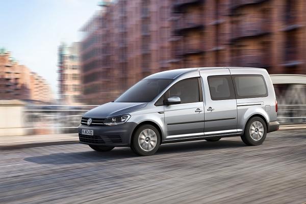 Новый Volkswagen Caddy Maxi