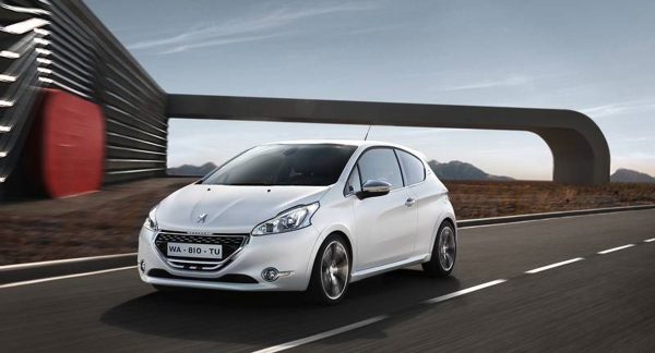 Peugeot seeking the best drivers to drive the GTi 208