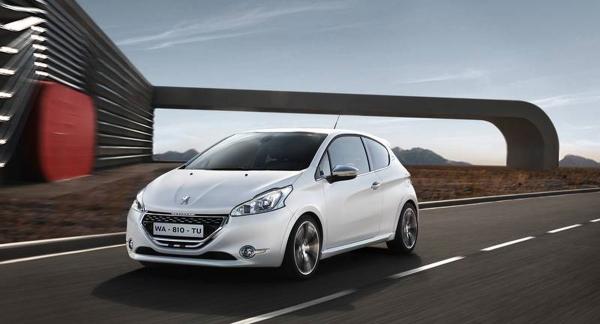 Peugeot tražeći najbolje vozače da voze GTI 208
