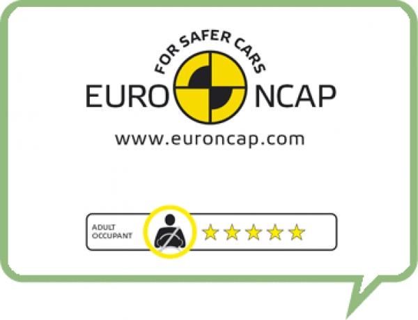 Automobili s 5 zvjezdica na Euro NCAP