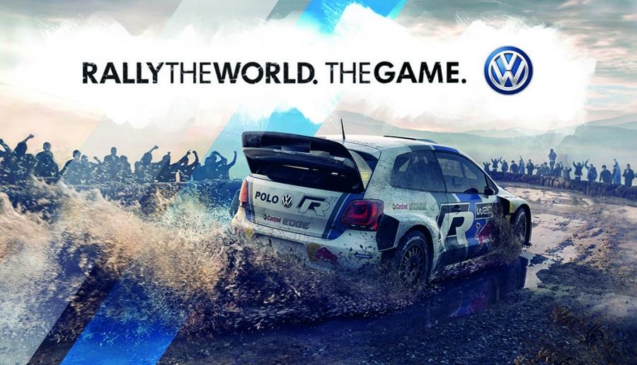 Volkswagen bemutatta Tactical Rally videojáték, ugye felvidítani?
