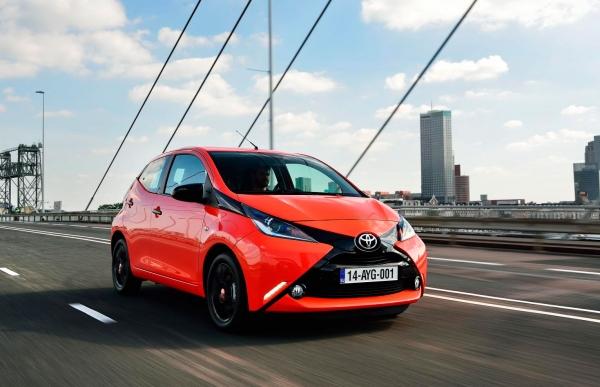 Sviđa li vam se novi Toyota Aygo?