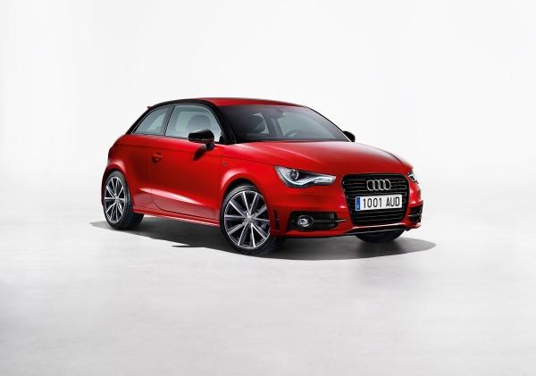 New Edition für Audi A1, geboren Adrenalin