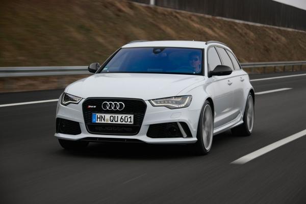 Новый Audi Avant RS6