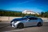El nuevo Lexus RC F hace su debut en las carreteras de España