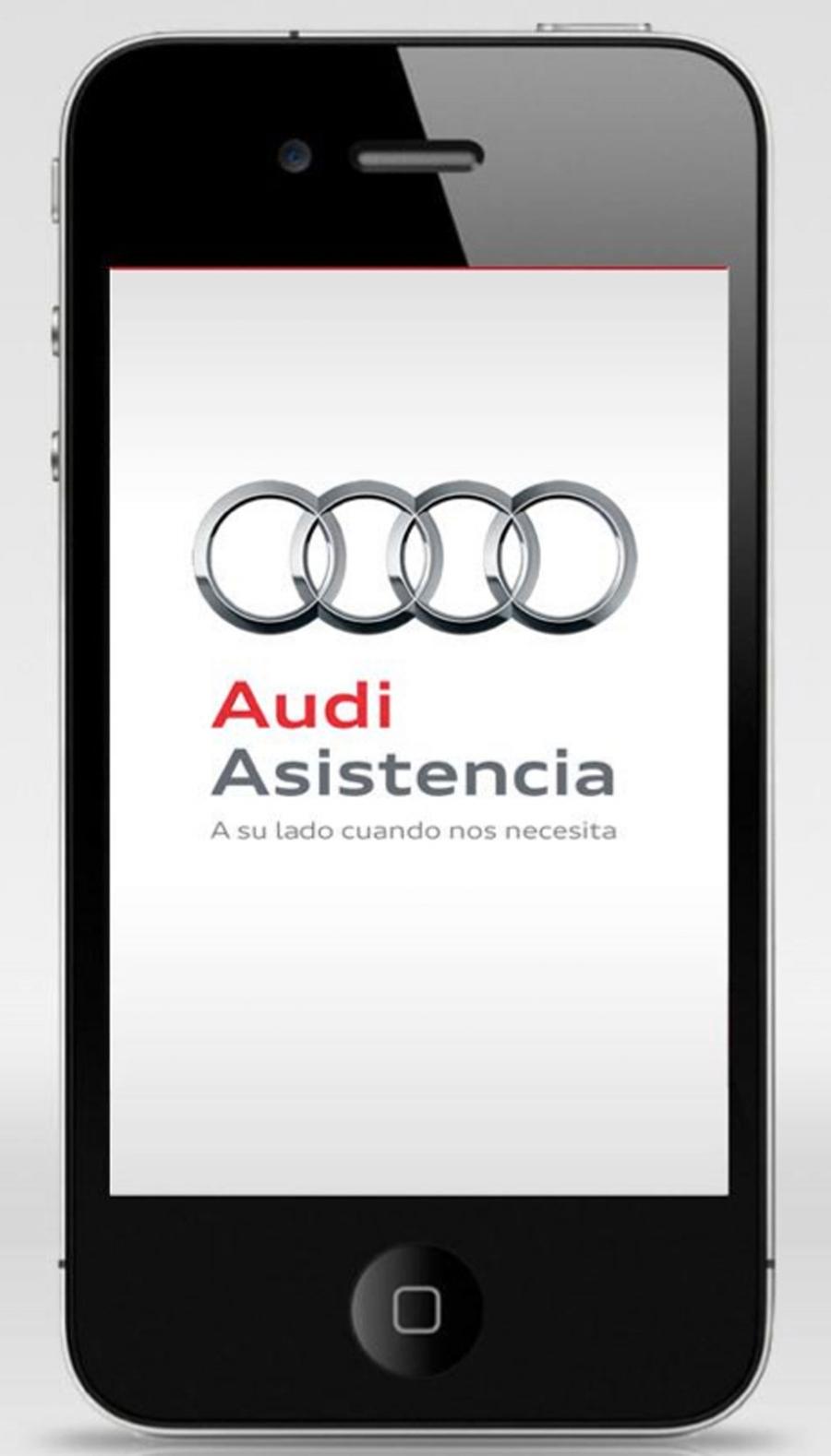 Audi lança um aplicativo para smartphones que fornece assistência técnica