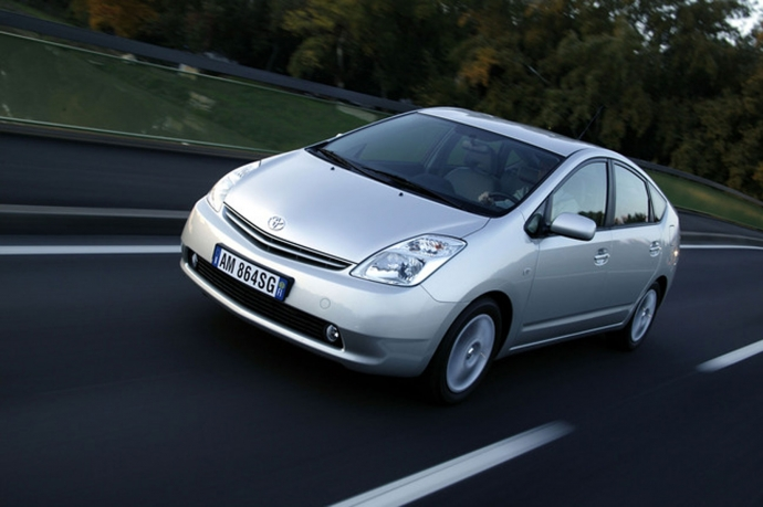 Η Toyota είναι η καλύτερη ένδειξη για την γερμανική έκθεση TÜV 2013