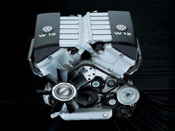 フォルクスワーゲンのエンジンの新しい