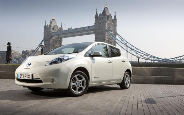 Nissan Leaf smanjuje njegovu cijenu za € 33.900