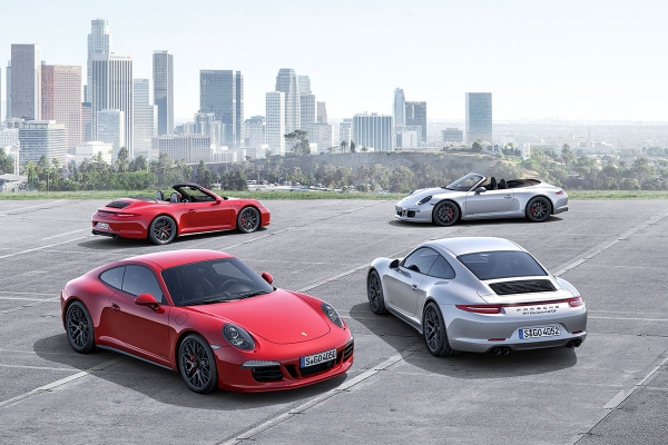 पोर्श ला ऑटो शो में तीन नई कारों को पेश करेंगे