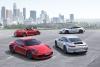 Porsche presentará tres coches nuevos en el Salón del Automóvil de los Ángeles