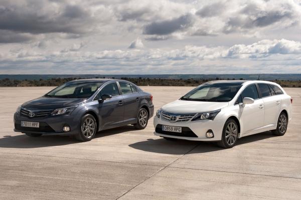 Toyota предлагает дополнительное оборудование для евро 1