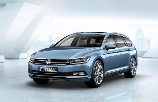 Volkswagen Passat παρουσιάζει την όγδοη γενιά