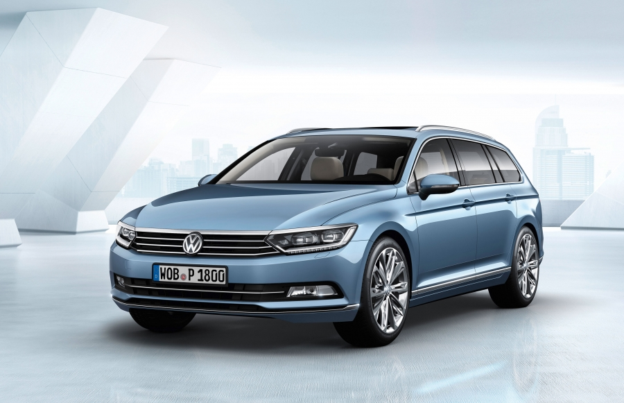 Volkswagen Passat predstavlja osmi generacije