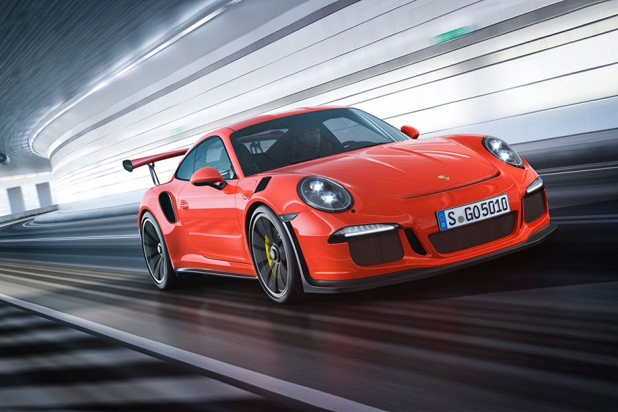 Do you know the new Porsche RS 911 GT3?