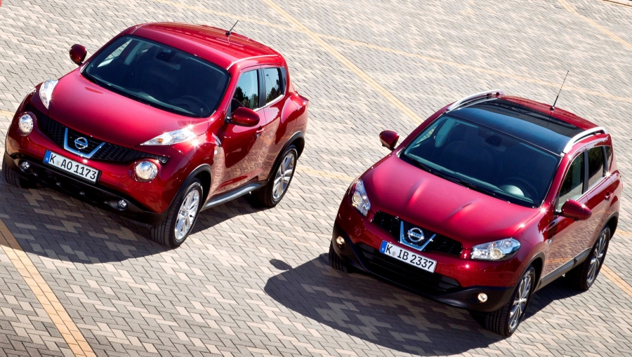 The Juke and Qashqai PIVE Plan will benefit regardless of the age of your old car
