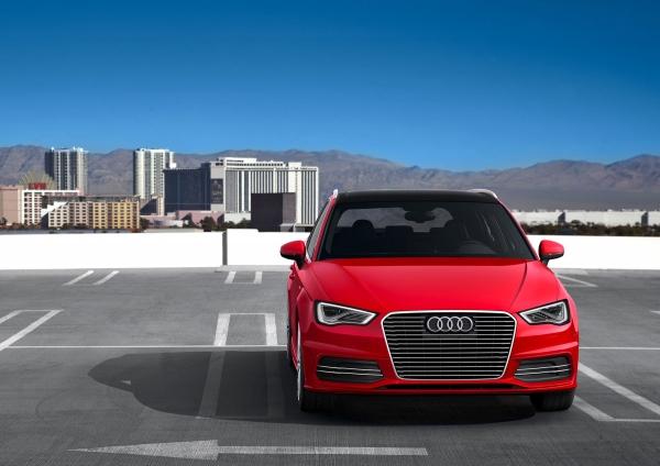Novi Audi Sportback e-tron A3