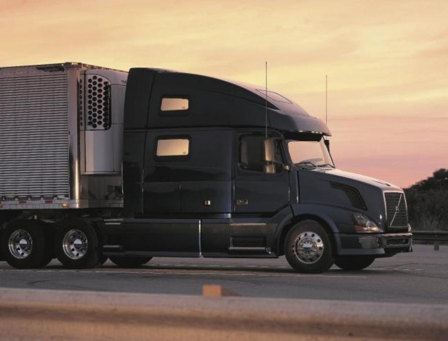 Una società di trasporti spagnola ha aggiunto alla sua flotta un camion alimentato da GNL (Gas Naturale Liquefatto)